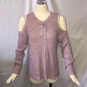 Rue 21 cold shoulder sweater